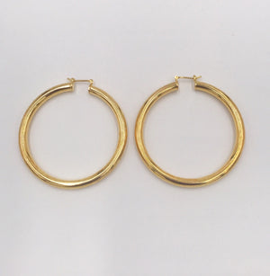 Solid Texture Hoops