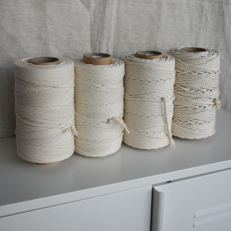 Australian cotton rope