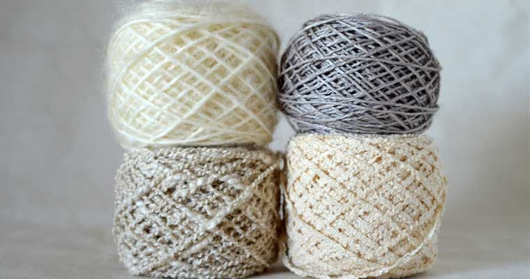 Yarn Kits, Bundles + String Sets