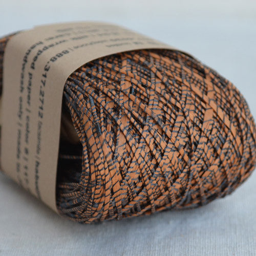 Habu n-94 silk wrapped paper - string-harvest