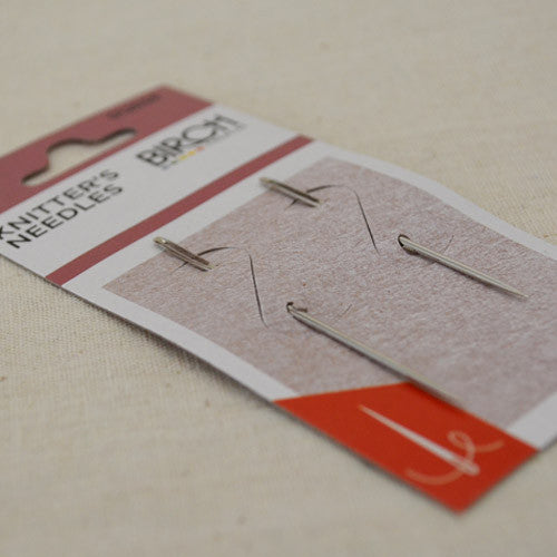 Birch Knitters Needles fine point - string-harvest