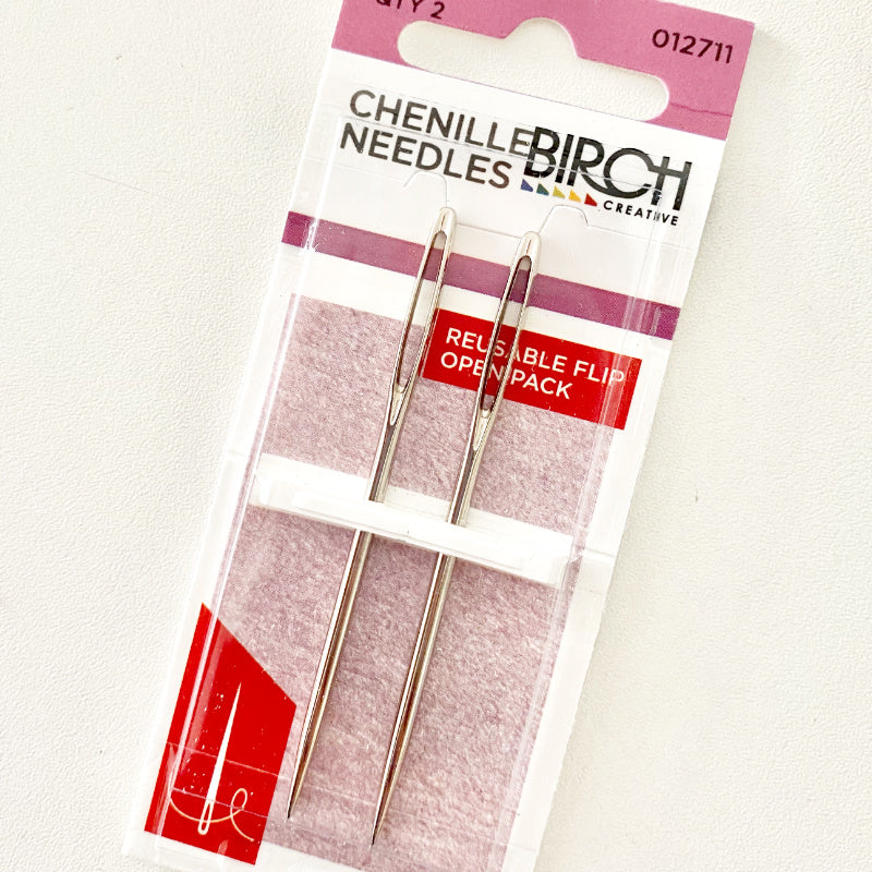 Birch Needles Chenille Size 13