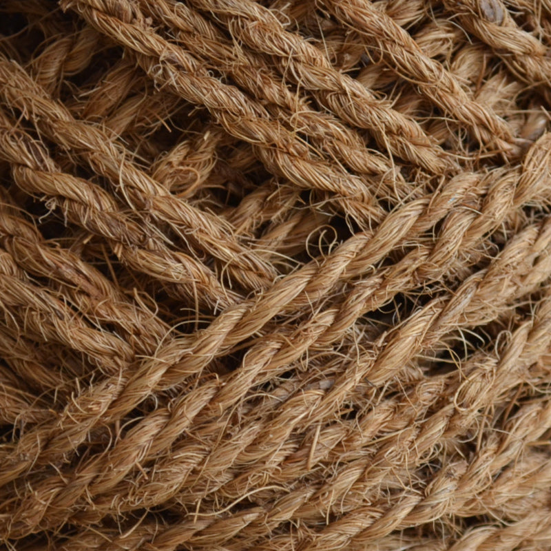 Coconut coir string 100m natural