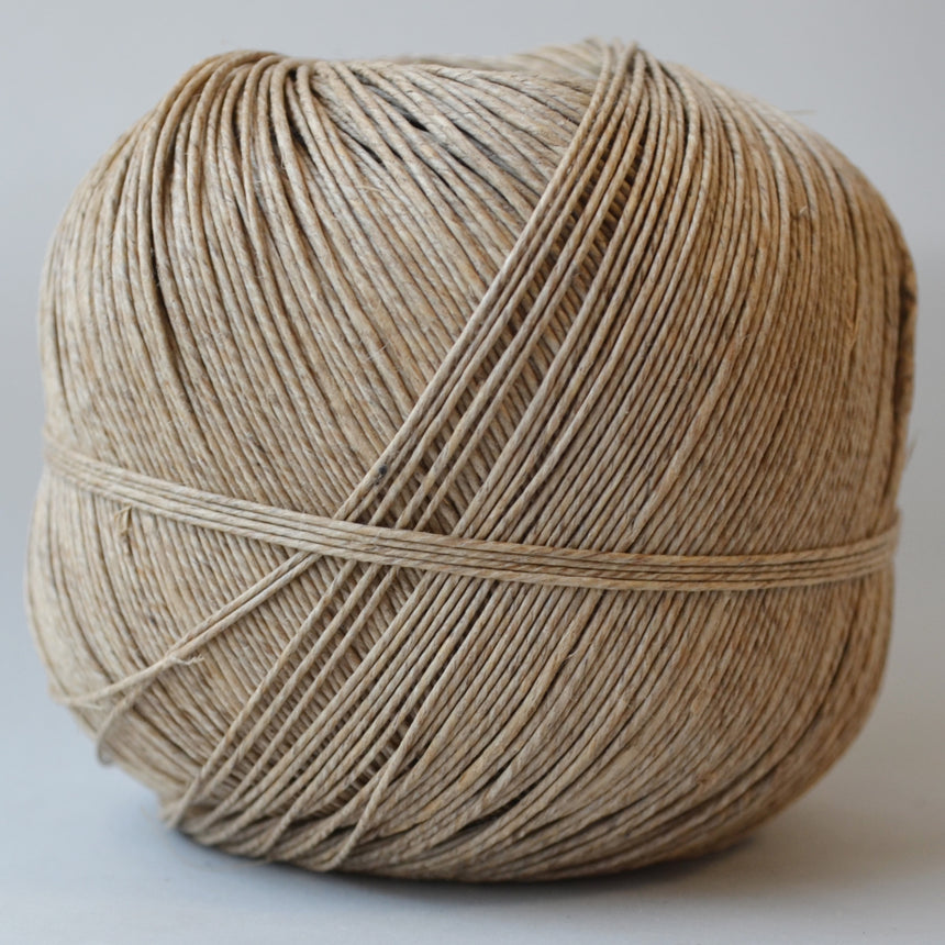 Fine polished hemp twine 90g 180m
