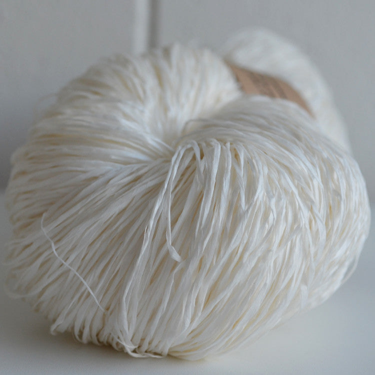 Habu N-24 raw silk wrapped paper - string-harvest