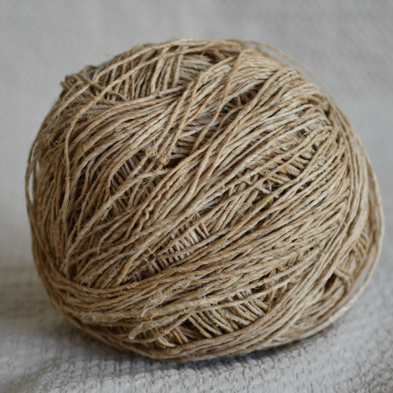 Fair trade handspun hemp 100g - string-harvest