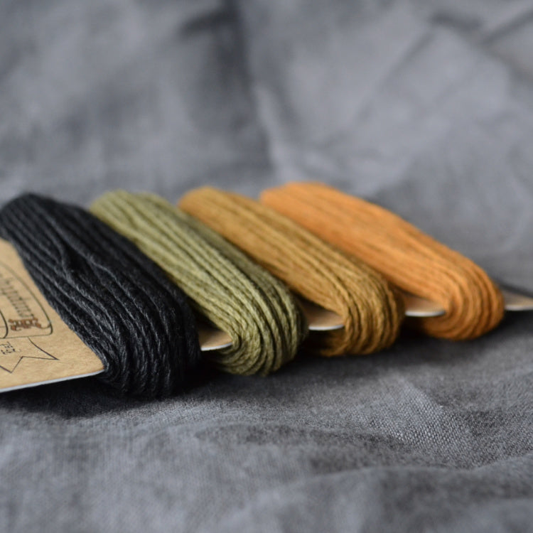 Hemp cord set - Desert Dawn