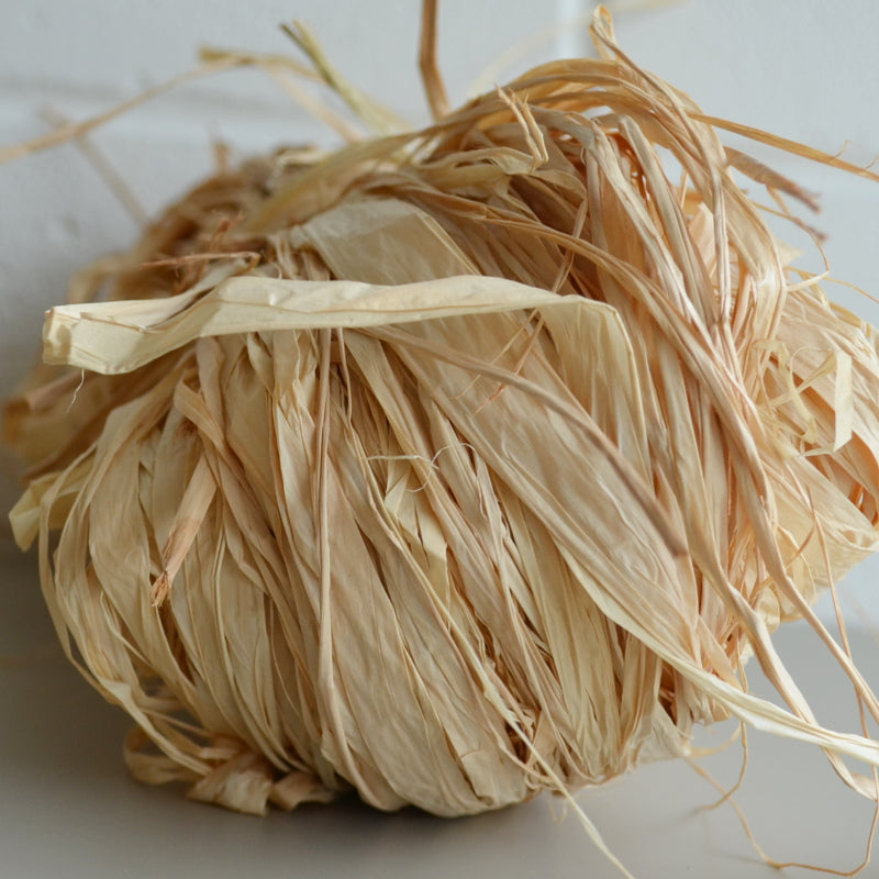 Natural Madagascan Raffia 50g
