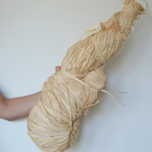 Natural raffia 1kg: current superior - string-harvest