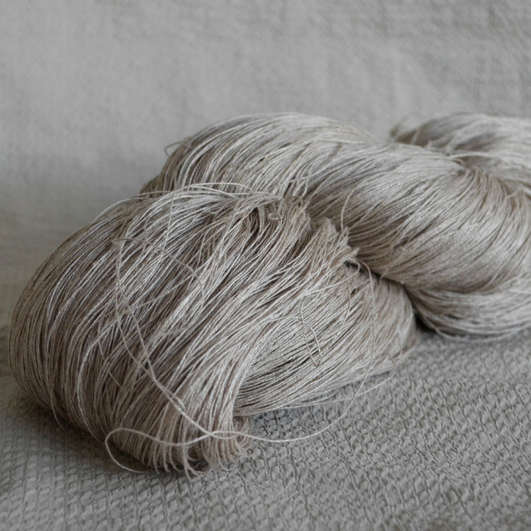 fine bamboo weaving yarn skeins