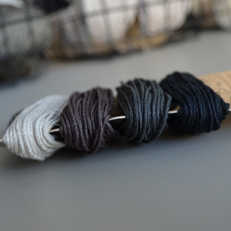 Hemp cord set - Birds of a feather - string-harvest