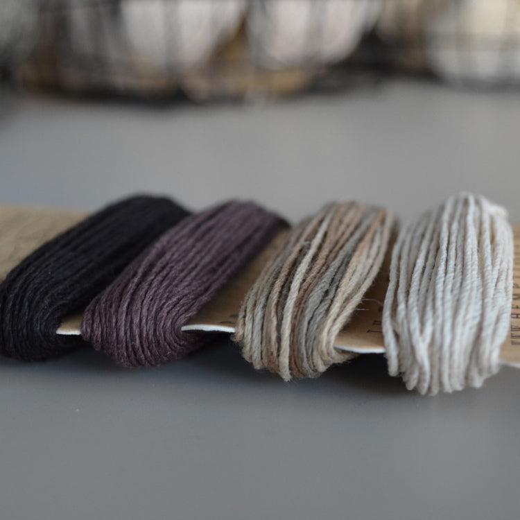 Hemp cord set - Earthy