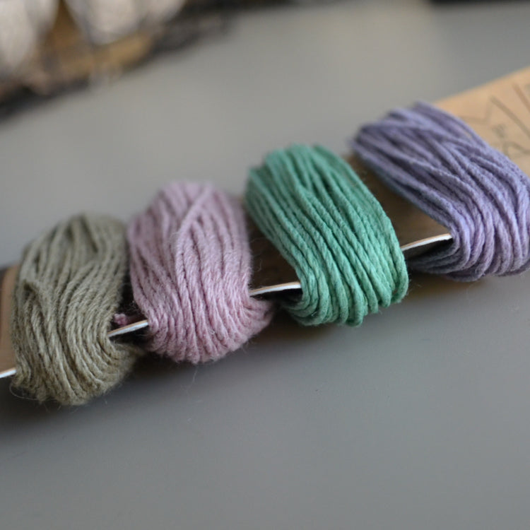 Hemp cord set - Vintage - string-harvest