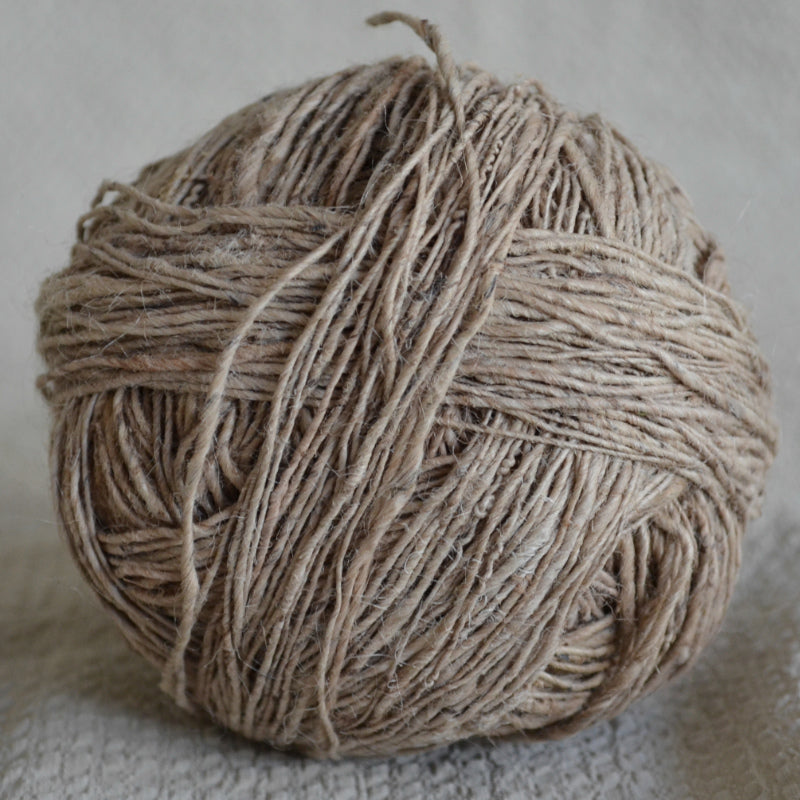 Fair trade handspun nettle 100g - string-harvest