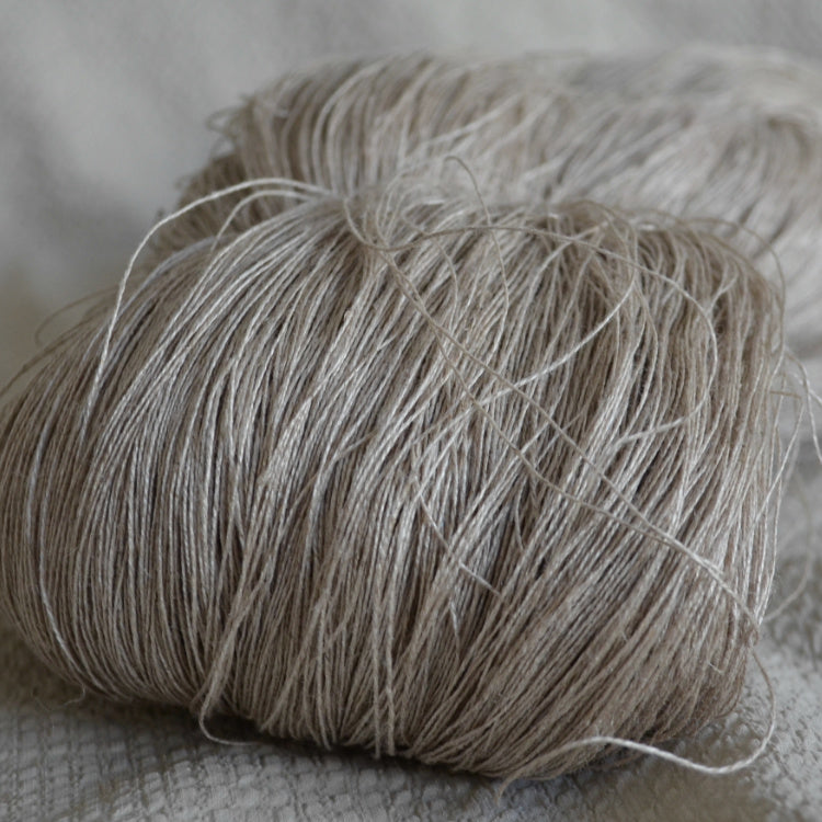 fine bamboo weaving yarn skeins - string-harvest
