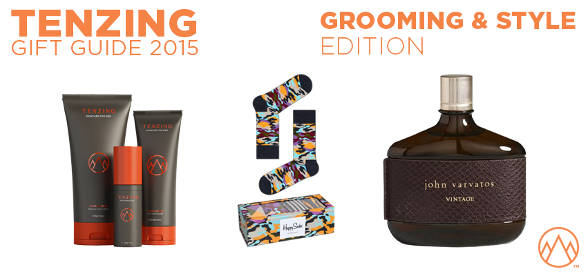 Great Gifts for the Well-Groomed Man in Your Life