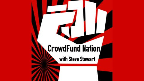 Mina Yoo featured on CrowdFund Nation Podcast