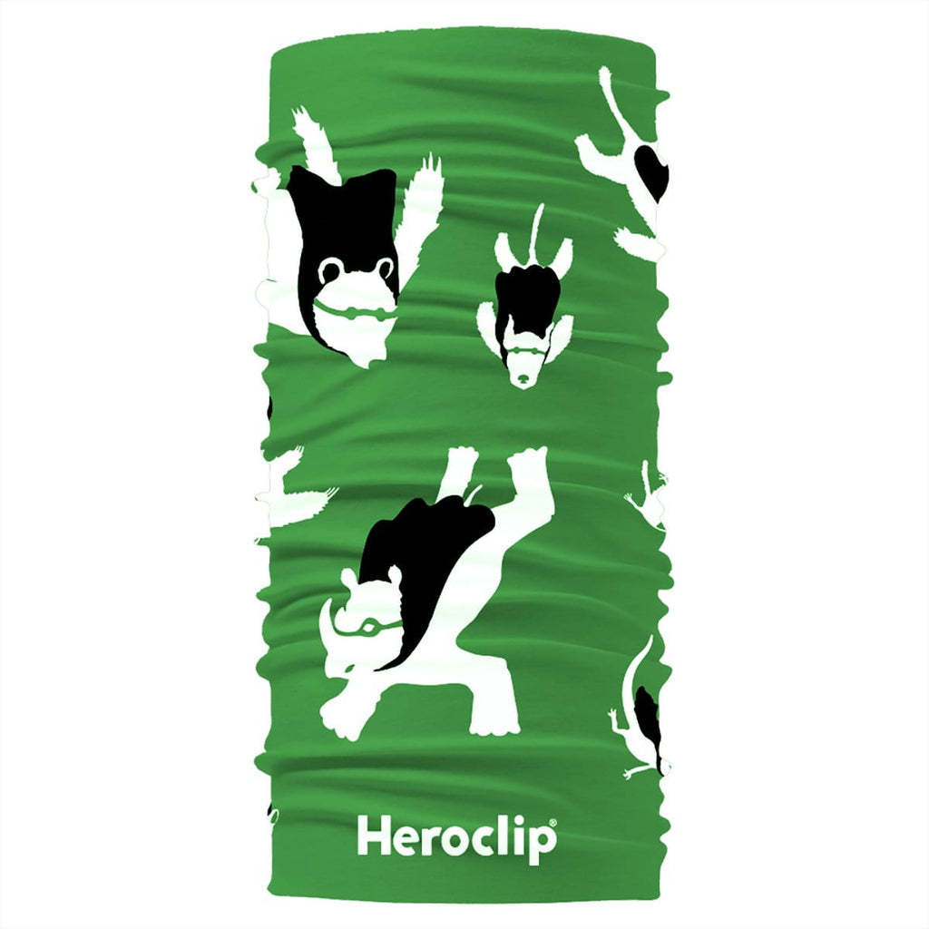 Heroclip Hero Animal Super Team Strike Force Buff