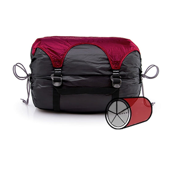 Gobi Gear SegSac Traveler - Urbanite and Backpacker's Secret Weapon - 18.5L