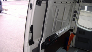 Door - AutoCool Power Sliding Door Kit - power door and step - motorized sliding door motorized step sprinter transit custom