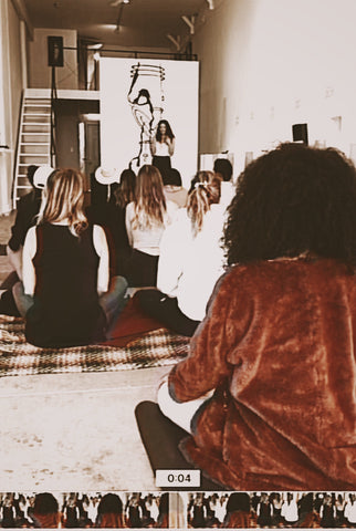 Maranda Barskey Meditation Mindfulness Talk Workshop