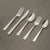 Potrero Flatware | 12-pc set per utensil