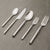 South Beach Flatware | 12-pc set per utensil