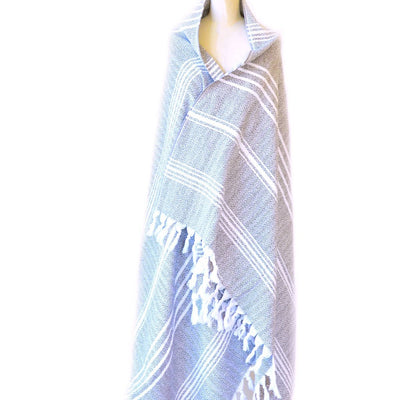 Stria Throw Blanket