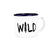 Stay Wild Enamel Mug, 16-Ounce