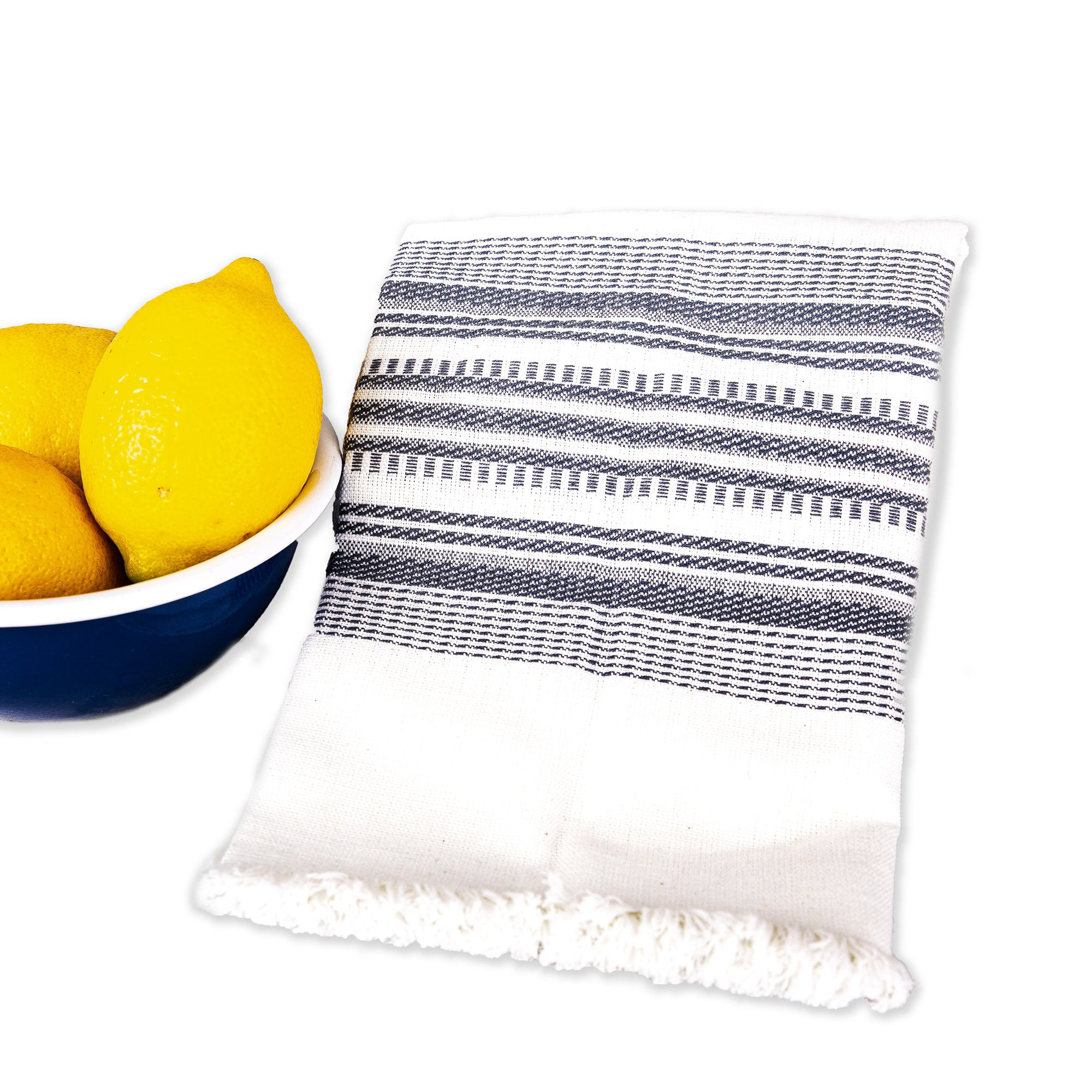 Fair Trade Stripes Dish Towel