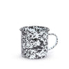 Enamel Mug, 24-Ounce, Splatterware Collection Enamelware Crow Canyon Home - ROVE AND SWIG