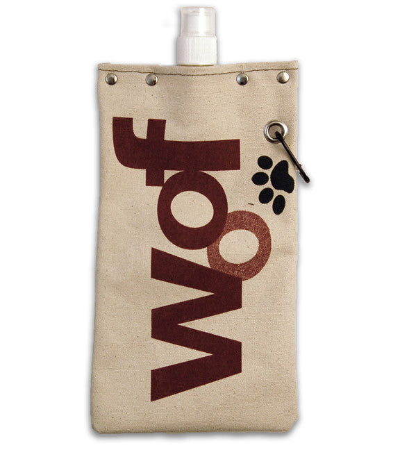 Woof Flexible Flask, 750 ml