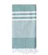 Stripes Turkish Beach Towel Linens Turkish T - ROVE AND SWIG