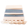Boho Stripes Table Runner Linens Sobremesa by Greenheart - ROVE AND SWIG