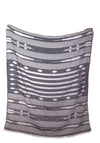Boundless Throw Blanket Linens Turkish T - ROVE AND SWIG