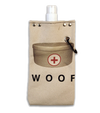 Woof Flexible Flask, 16-Ounce Flasks and Canteens Tote & Able - ROVE AND SWIG
