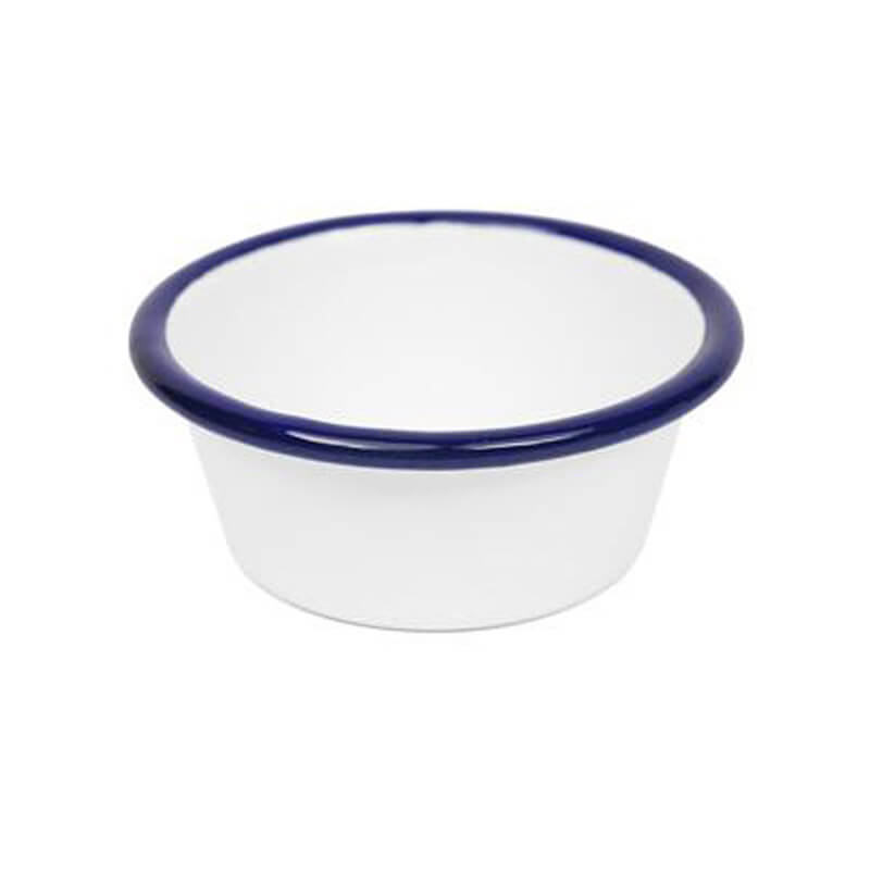 Enamelware Ramekin, 2-Ounce, Vintage Collection