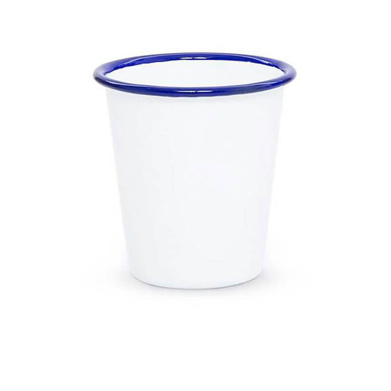 Enamel Tumbler, 10-Ounce, Vintage Collection