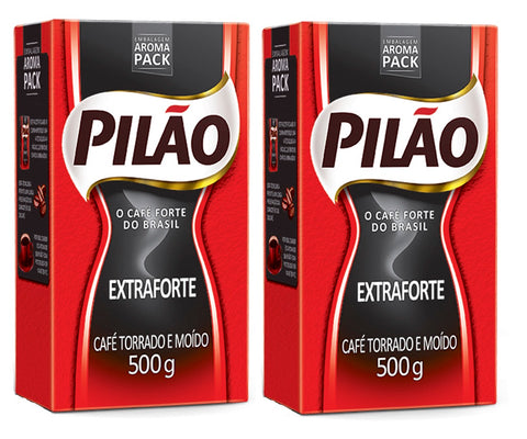 2 Pack of PILAO Coffee
