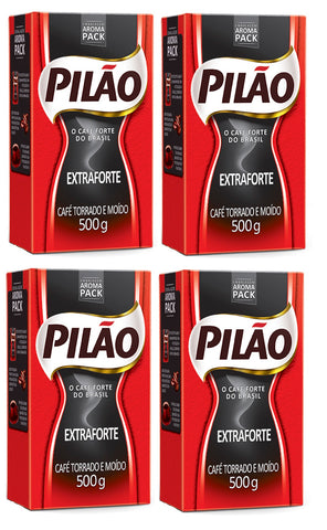 4 Pack of PILAO Coffee