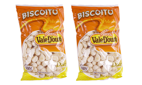 2 PACK - VALE D'OURO Cookies & Snacks