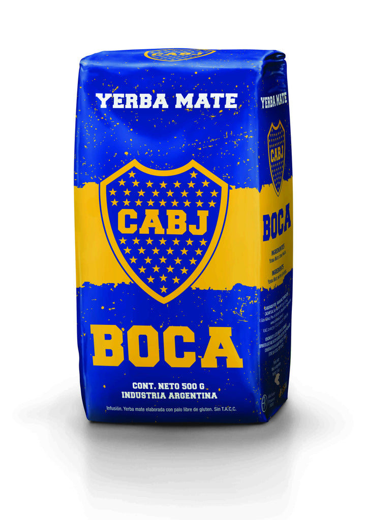 BOCA JR - Yerba Mate