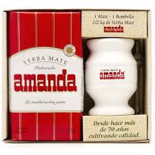 AMANDA - Yerba Mate Sets