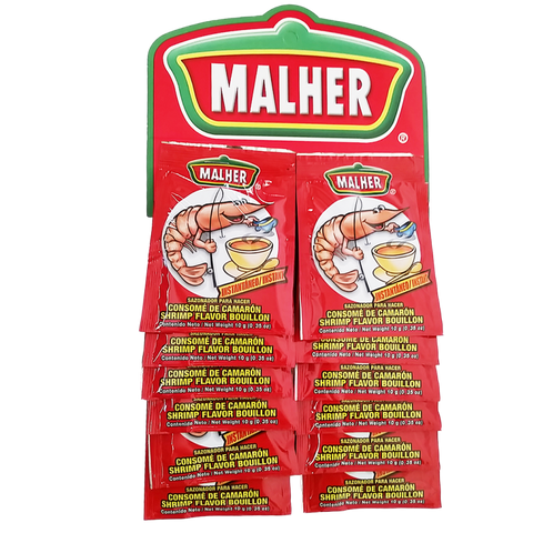 MALHER  - Soups & Consome