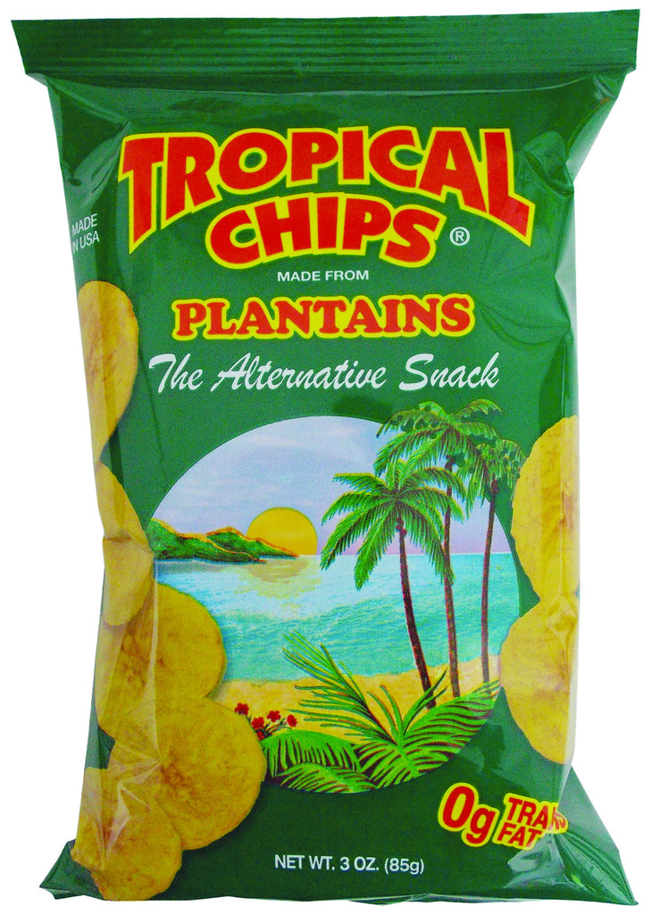 TROPICAL - Plantain Chips