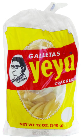 YEYA - Crackers