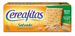 CEREALITAS - Crakers
