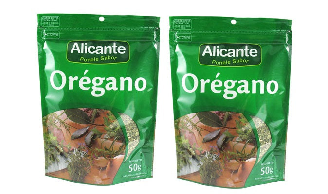 2 Pack of ALICANTE - Condiments & Seasonings