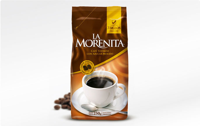 LA MORENITA - Coffees