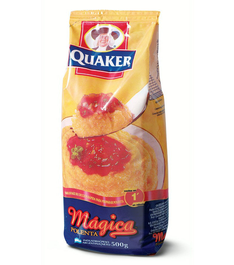 QUAKER MAGIC - Corn Meals